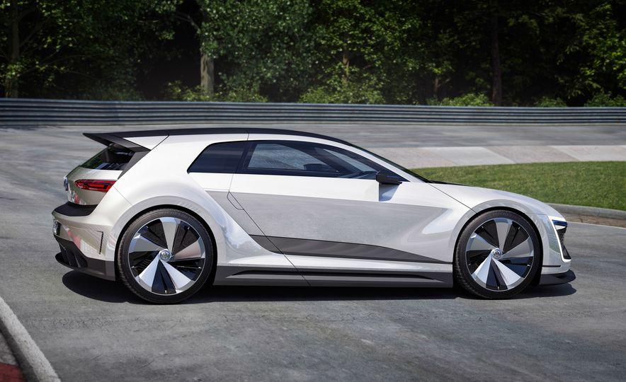Volkswagen Golf GTE concept - Slide 13