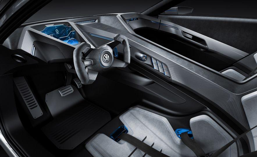 Volkswagen Golf GTE concept - Slide 15