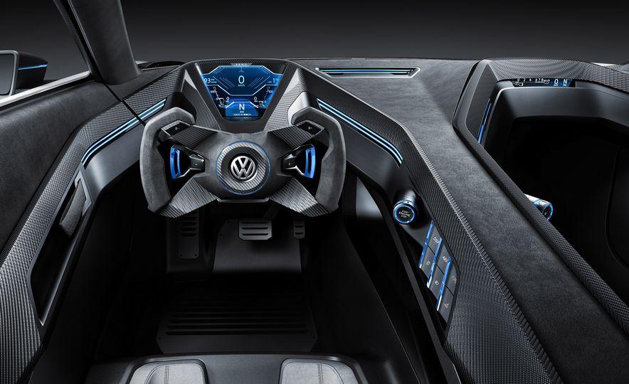 Volkswagen Golf GTE concept - Slide 16