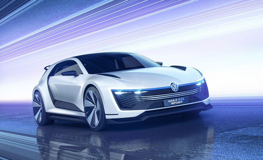Volkswagen Golf GTE concept - Slide 17