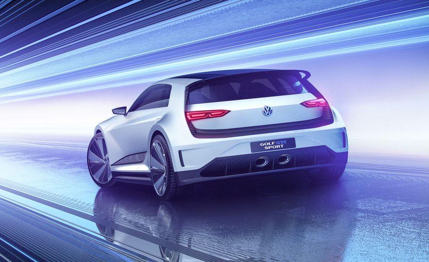 Volkswagen Golf GTE concept - Slide 18