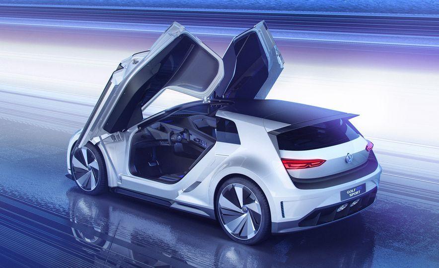 Volkswagen Golf GTE concept - Slide 19