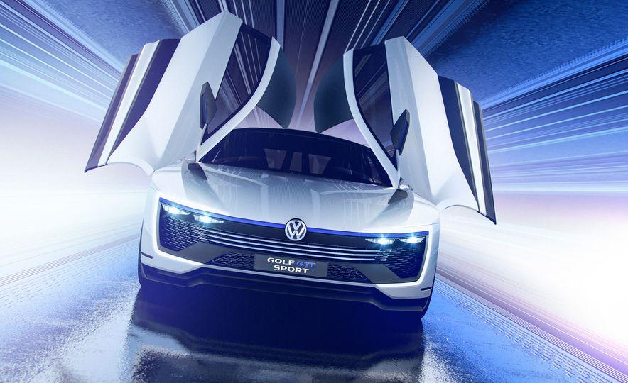 Volkswagen Golf GTE concept - Slide 20