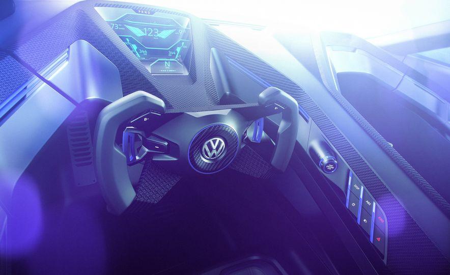 Volkswagen Golf GTE concept - Slide 22