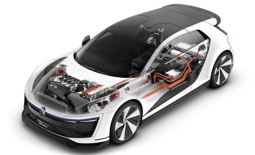 Volkswagen Golf GTE concept - Slide 23