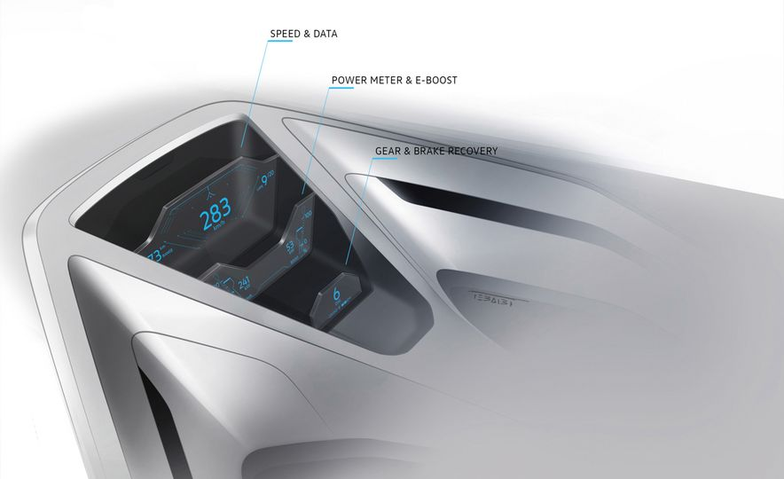 Volkswagen Golf GTE concept - Slide 26