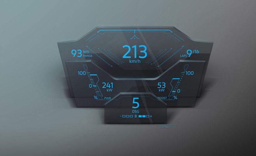 Volkswagen Golf GTE concept - Slide 27