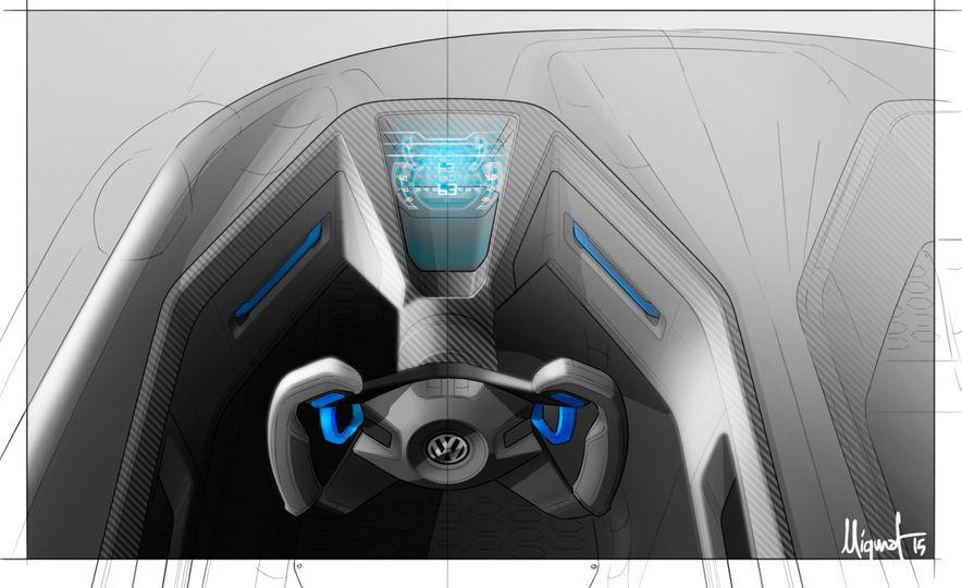 Volkswagen Golf GTE concept - Slide 28