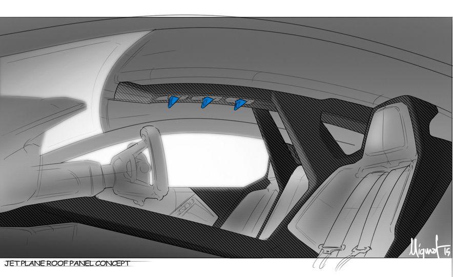 Volkswagen Golf GTE concept - Slide 29