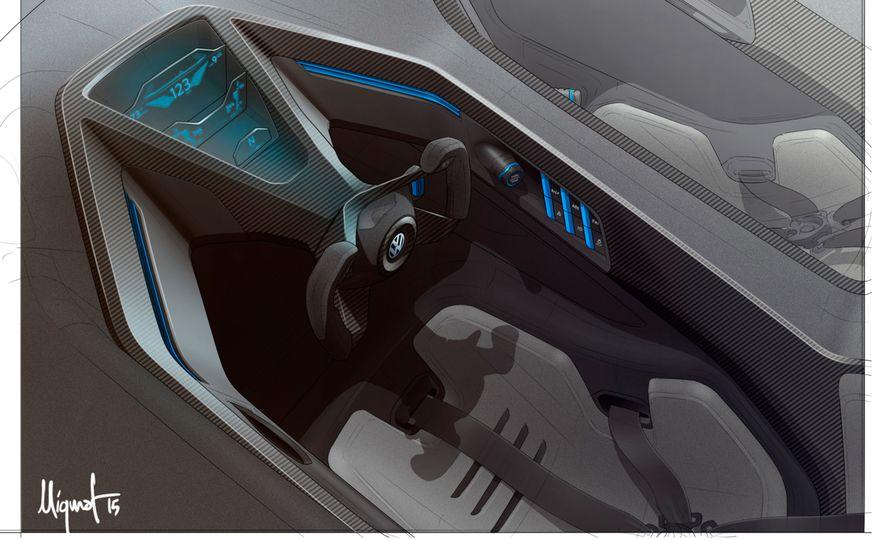 Volkswagen Golf GTE concept - Slide 30