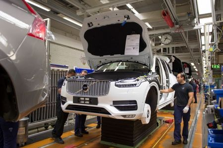 Volvo Selects South Carolina as Location for First U.S. Plant, Breaks Ground this Fall