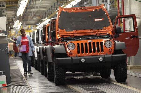 Sergio Sez: Next Jeep Wrangler to Feature Hybrid Construction of Aluminum and Steel!