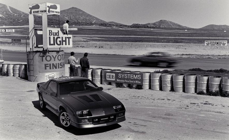 America vs. Tyranny, Wile E. Coyote vs. The Road Runner, Camaro vs. Mustang - Slide 15