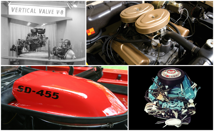 10 Epic—and Epically Named—Engines from When Detroit Ruled the World - Slide 1