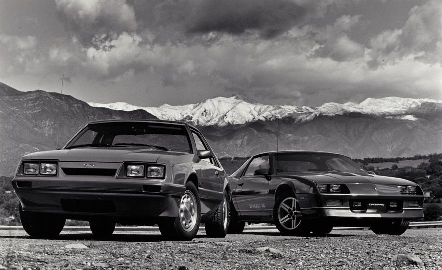 America vs. Tyranny, Wile E. Coyote vs. The Road Runner, Camaro vs. Mustang - Slide 14