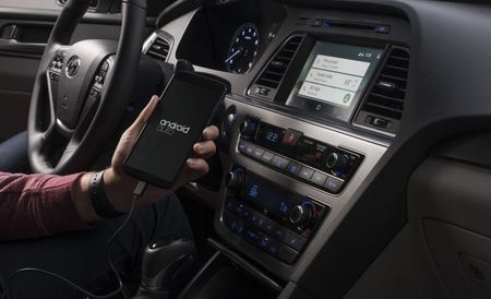 2015 Hyundai Sonata Is the First Car with Android Auto