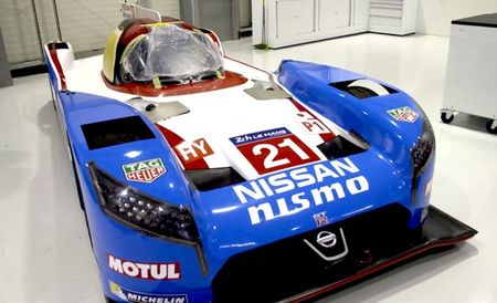 Nissan's Le Mans Livery Is Inspired by a 1990 Record-Breaker