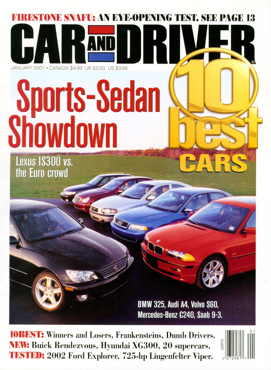 Going Millennial: The Car and Driver Covers of the 2000s and 2010s - Slide 14