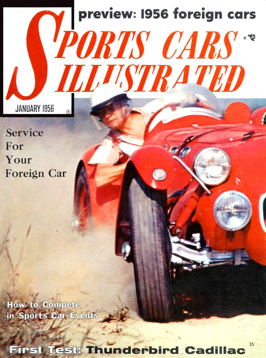 When We Were Young: The Car and Driver/Sports Cars Illustrated Covers of the 1950s - Slide 8