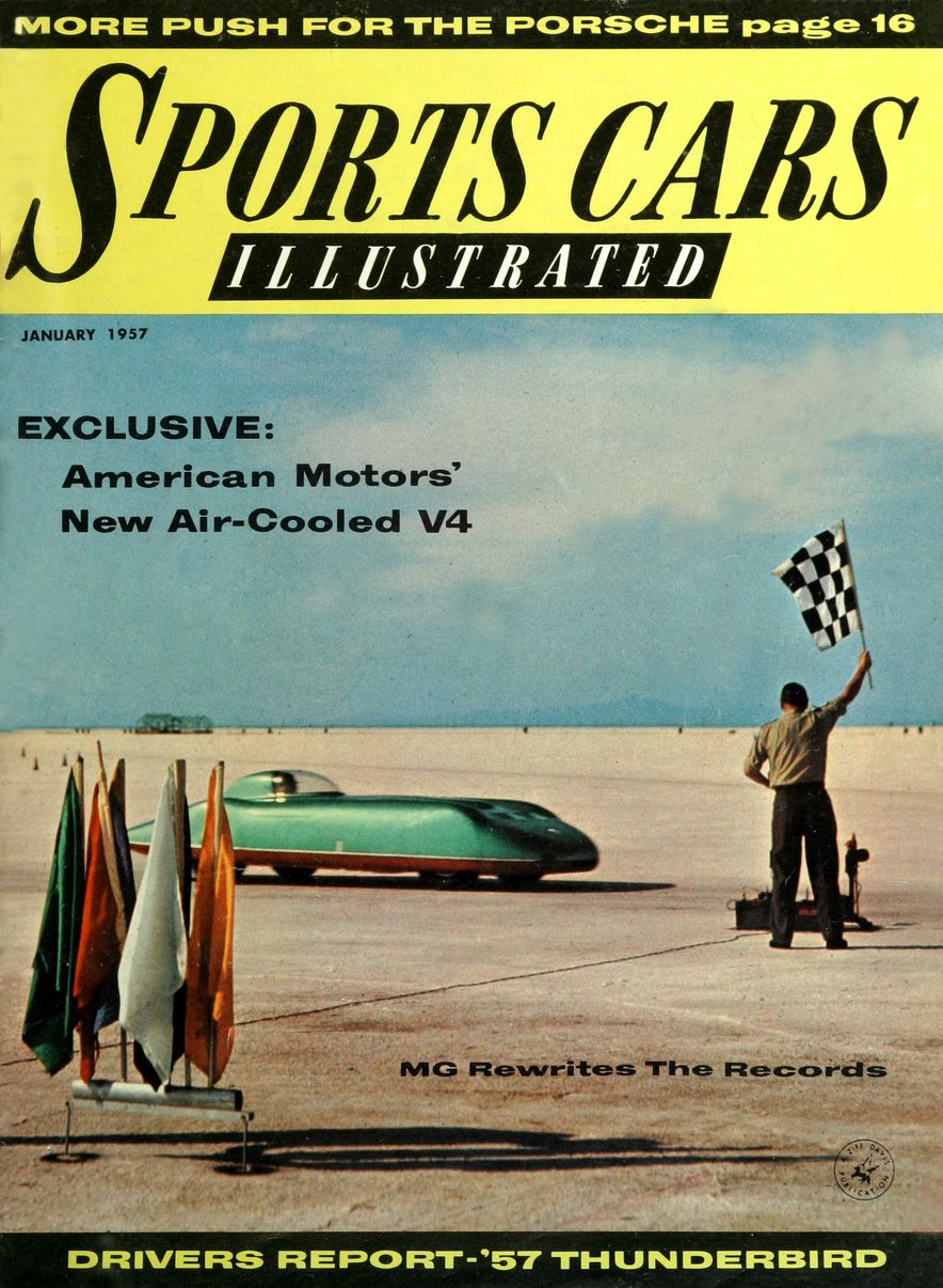 When We Were Young: The Car and Driver/Sports Cars Illustrated Covers of the 1950s - Slide 20