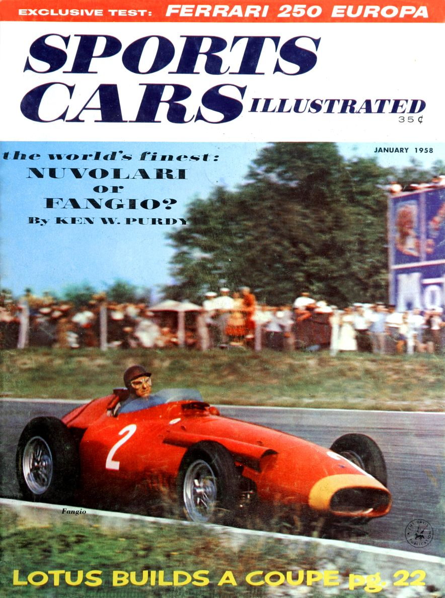 When We Were Young: The Car and Driver/Sports Cars Illustrated Covers of the 1950s - Slide 32