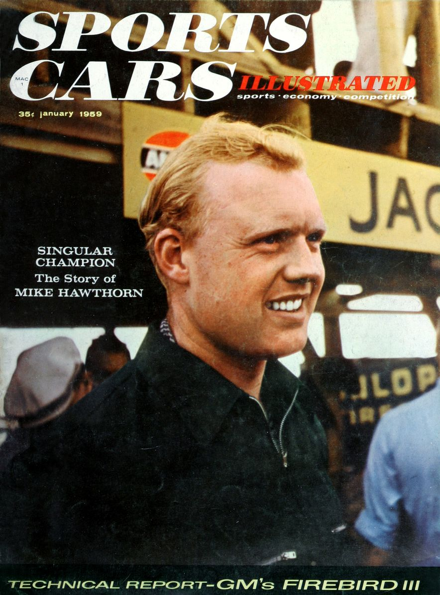 When We Were Young: The Car and Driver/Sports Cars Illustrated Covers of the 1950s - Slide 44