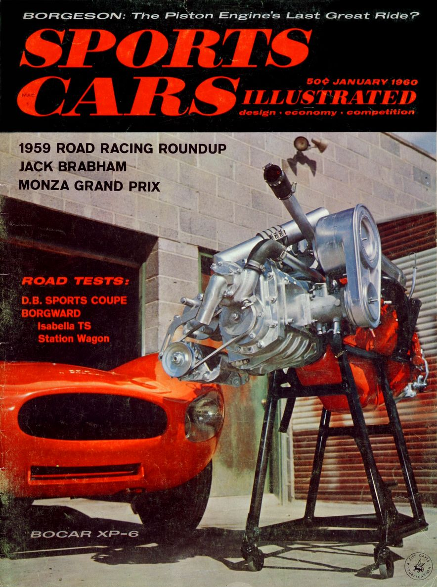 Getting Groovy and into the Groove: The Car and Driver Covers of the 1960s - Slide 2
