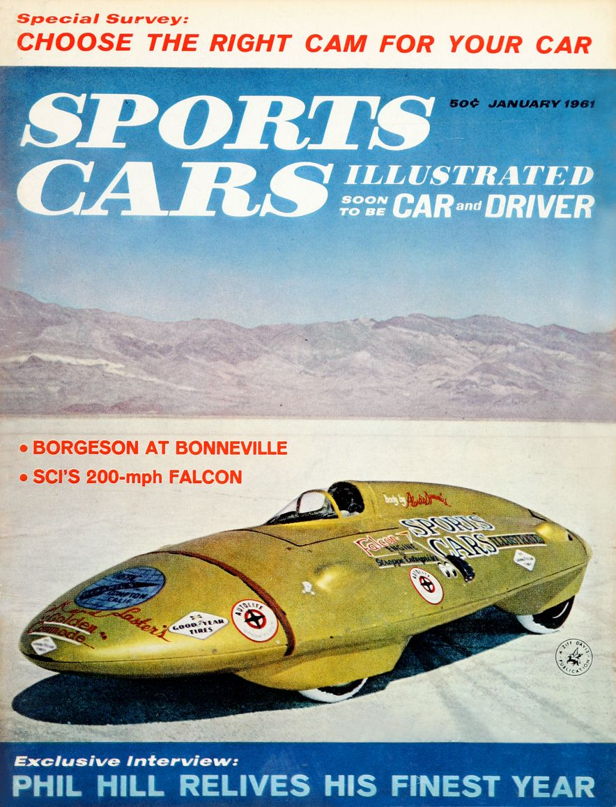 Getting Groovy and into the Groove: The Car and Driver Covers of the 1960s - Slide 14