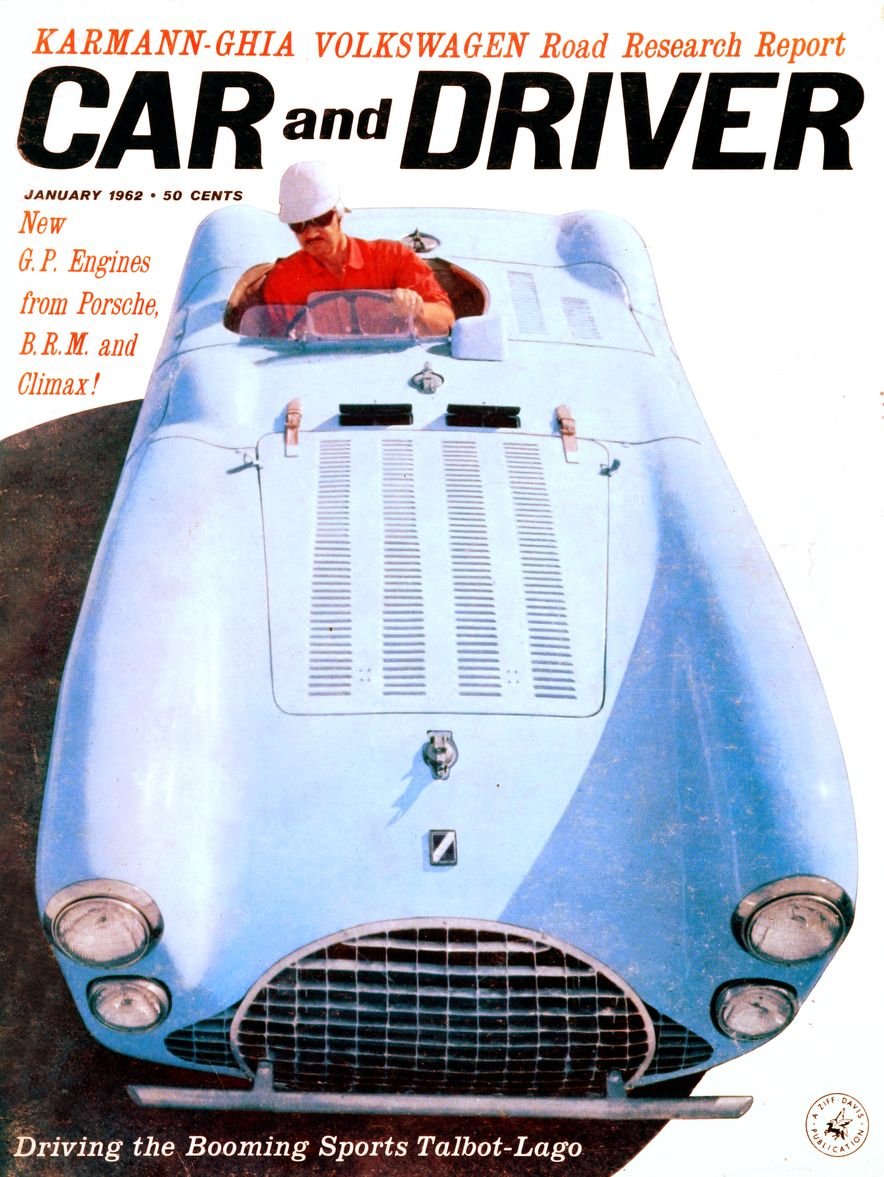 Getting Groovy and into the Groove: The Car and Driver Covers of the 1960s - Slide 26