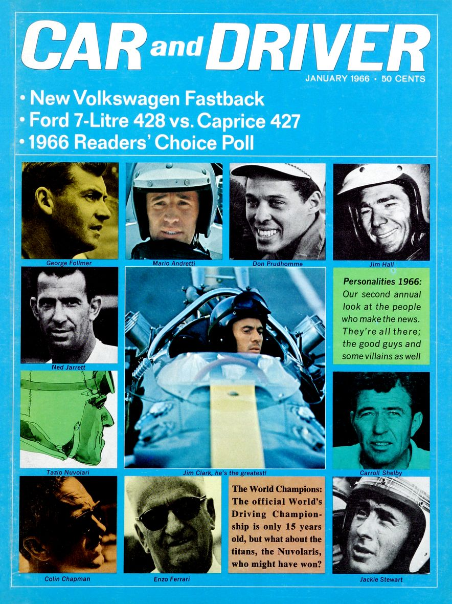 Getting Groovy and into the Groove: The Car and Driver Covers of the 1960s - Slide 74