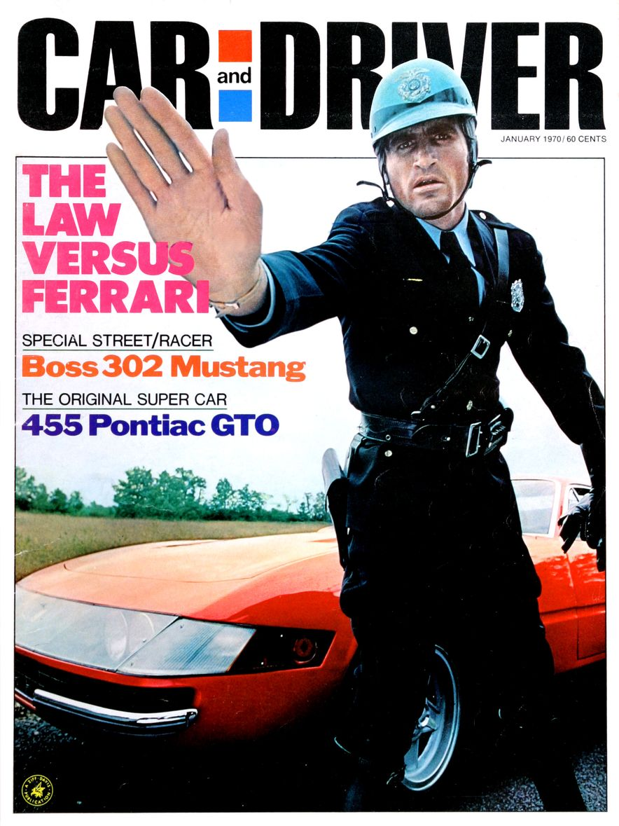 The Us Decade: The Car and Driver Covers of the 1970s - Slide 2