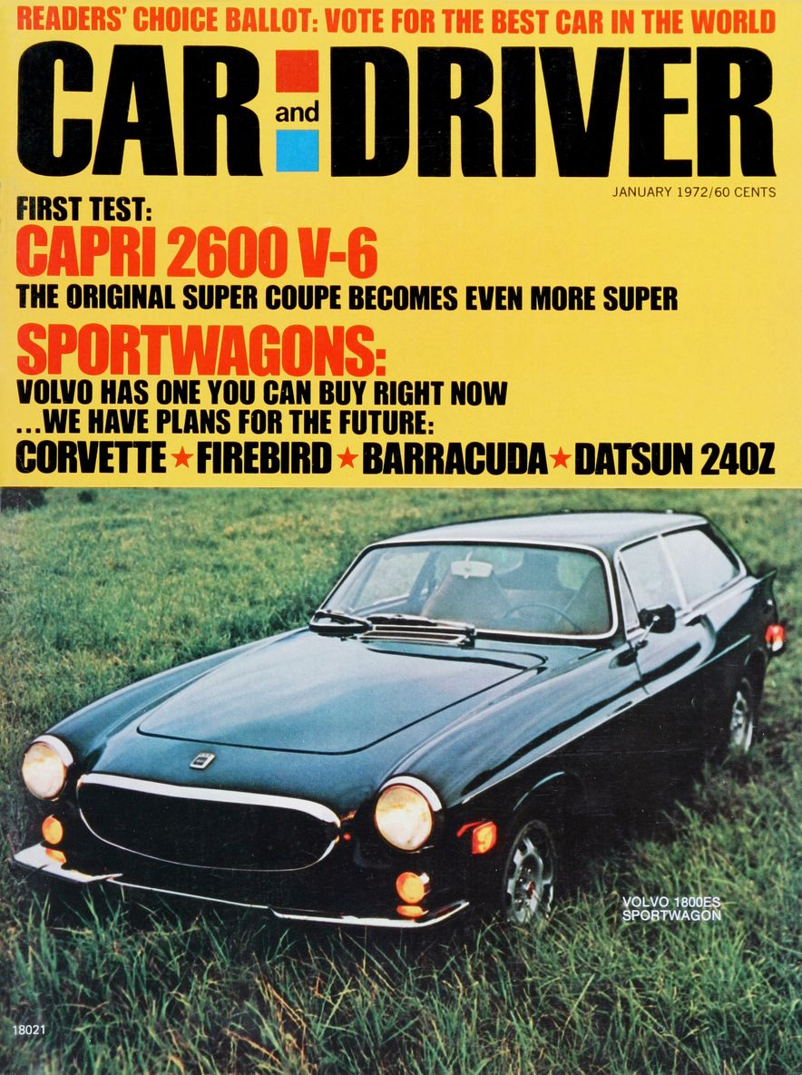 The Us Decade: The Car and Driver Covers of the 1970s - Slide 26