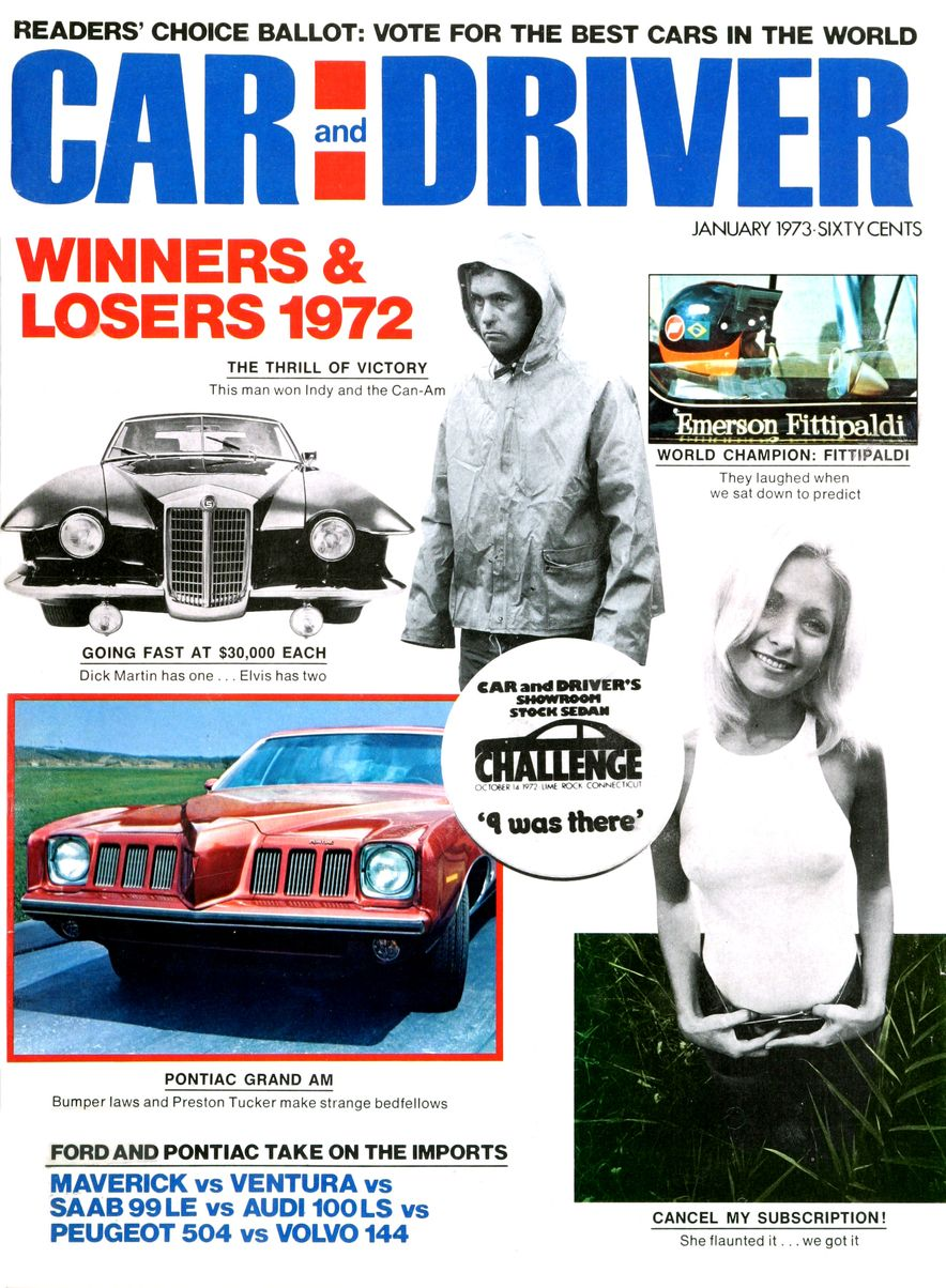 The Us Decade: The Car and Driver Covers of the 1970s - Slide 38