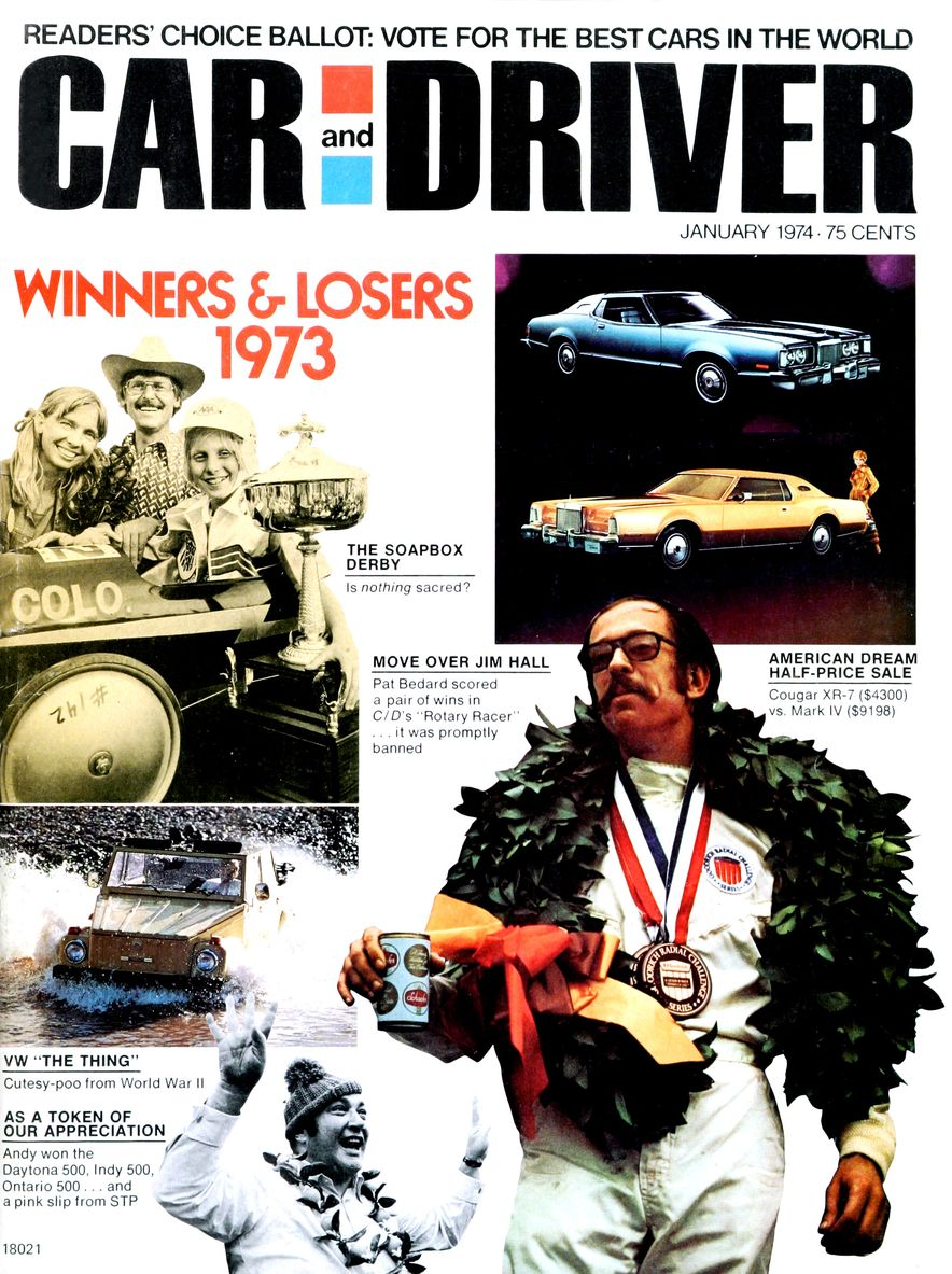 The Us Decade: The Car and Driver Covers of the 1970s - Slide 50