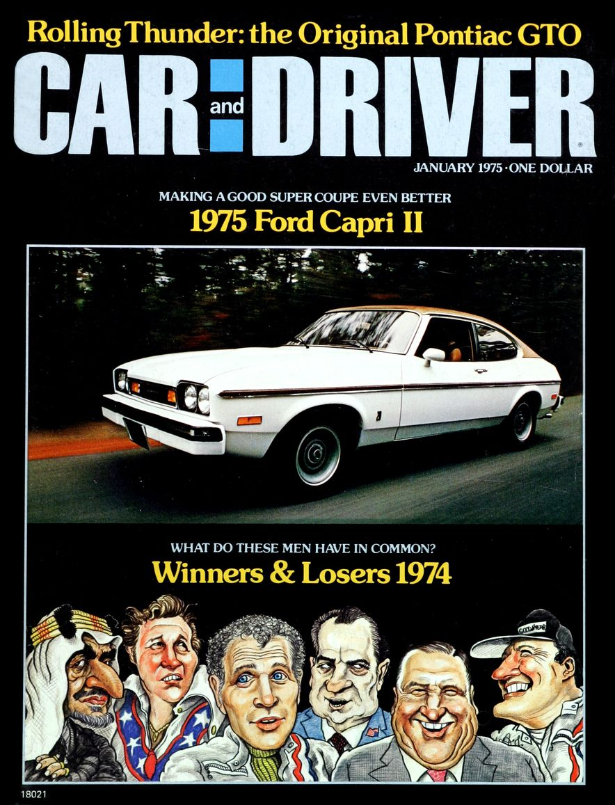 The Us Decade: The Car and Driver Covers of the 1970s - Slide 62