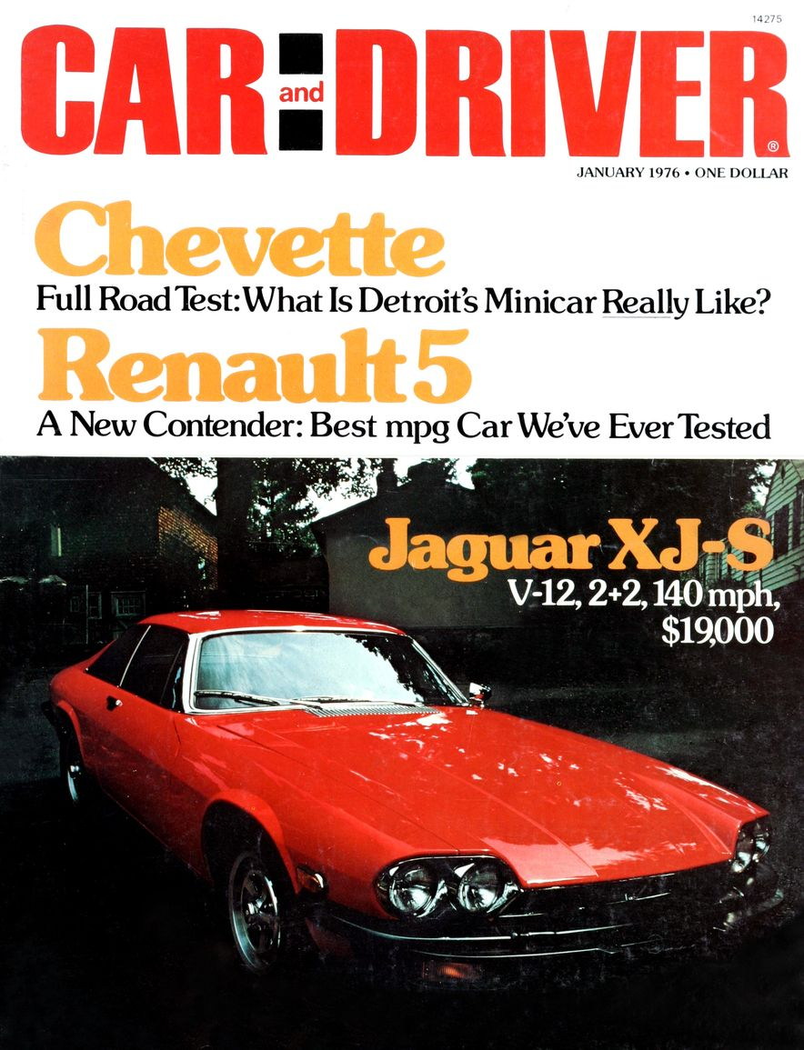 The Us Decade: The Car and Driver Covers of the 1970s - Slide 74