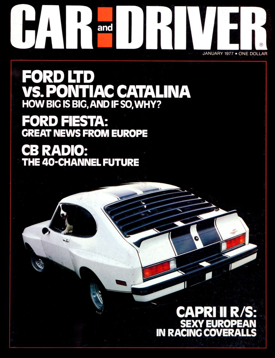 The Us Decade: The Car and Driver Covers of the 1970s - Slide 86