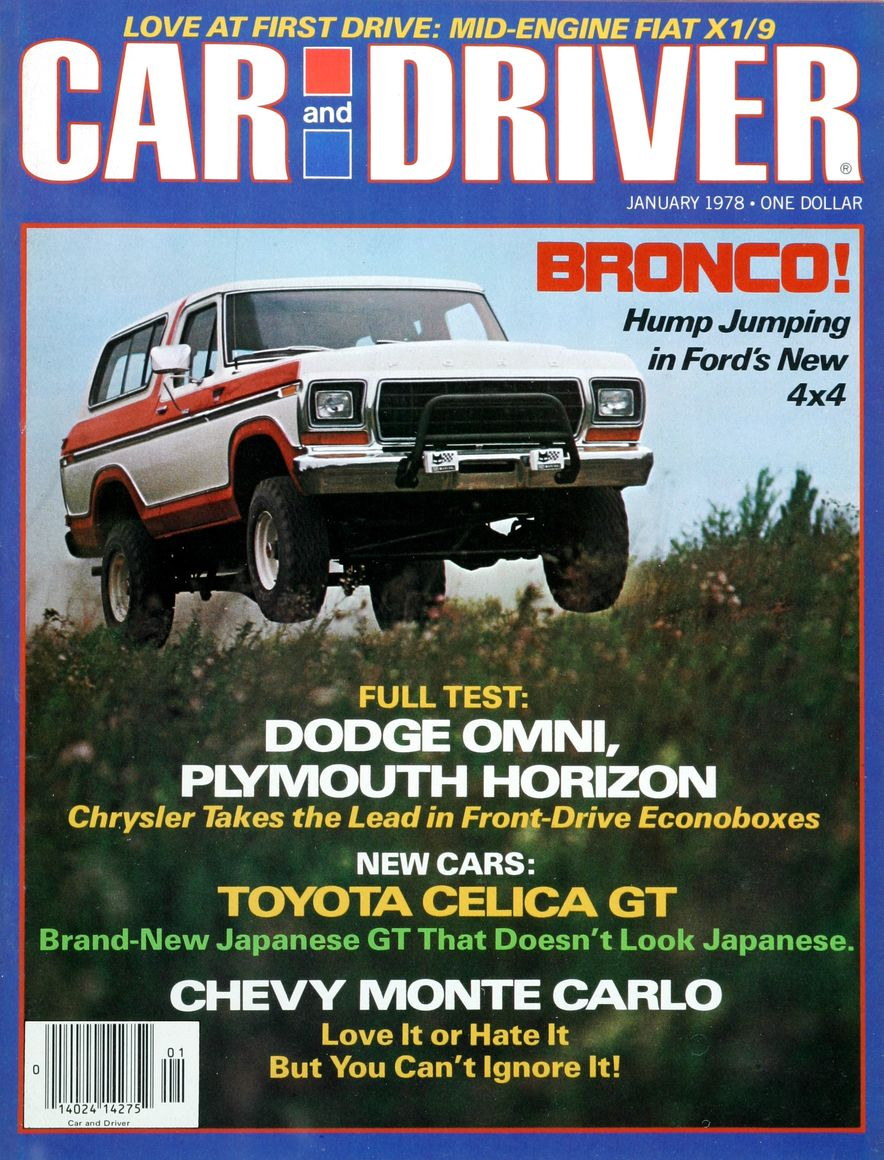 The Us Decade: The Car and Driver Covers of the 1970s - Slide 98