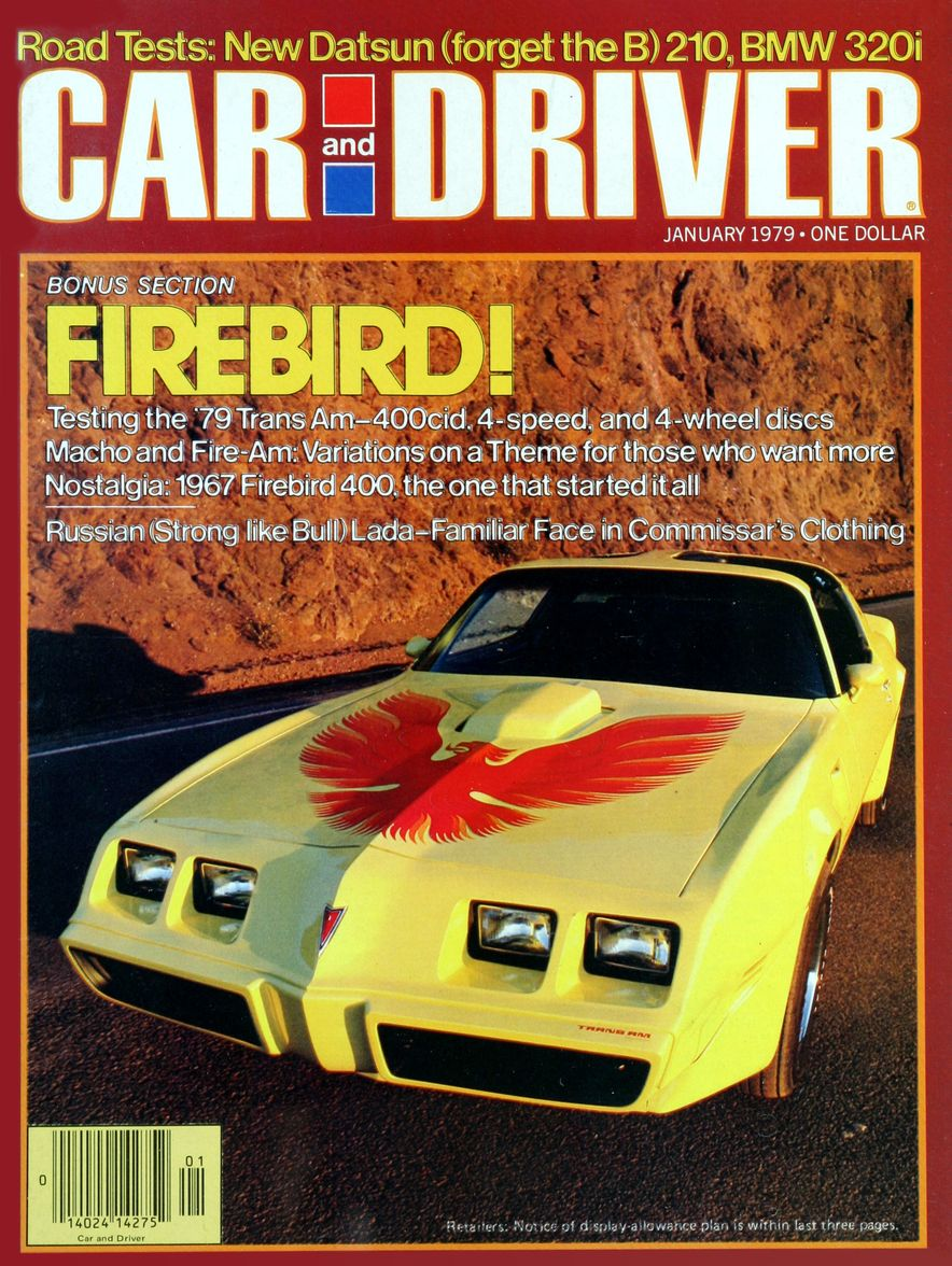 The Us Decade: The Car and Driver Covers of the 1970s - Slide 110