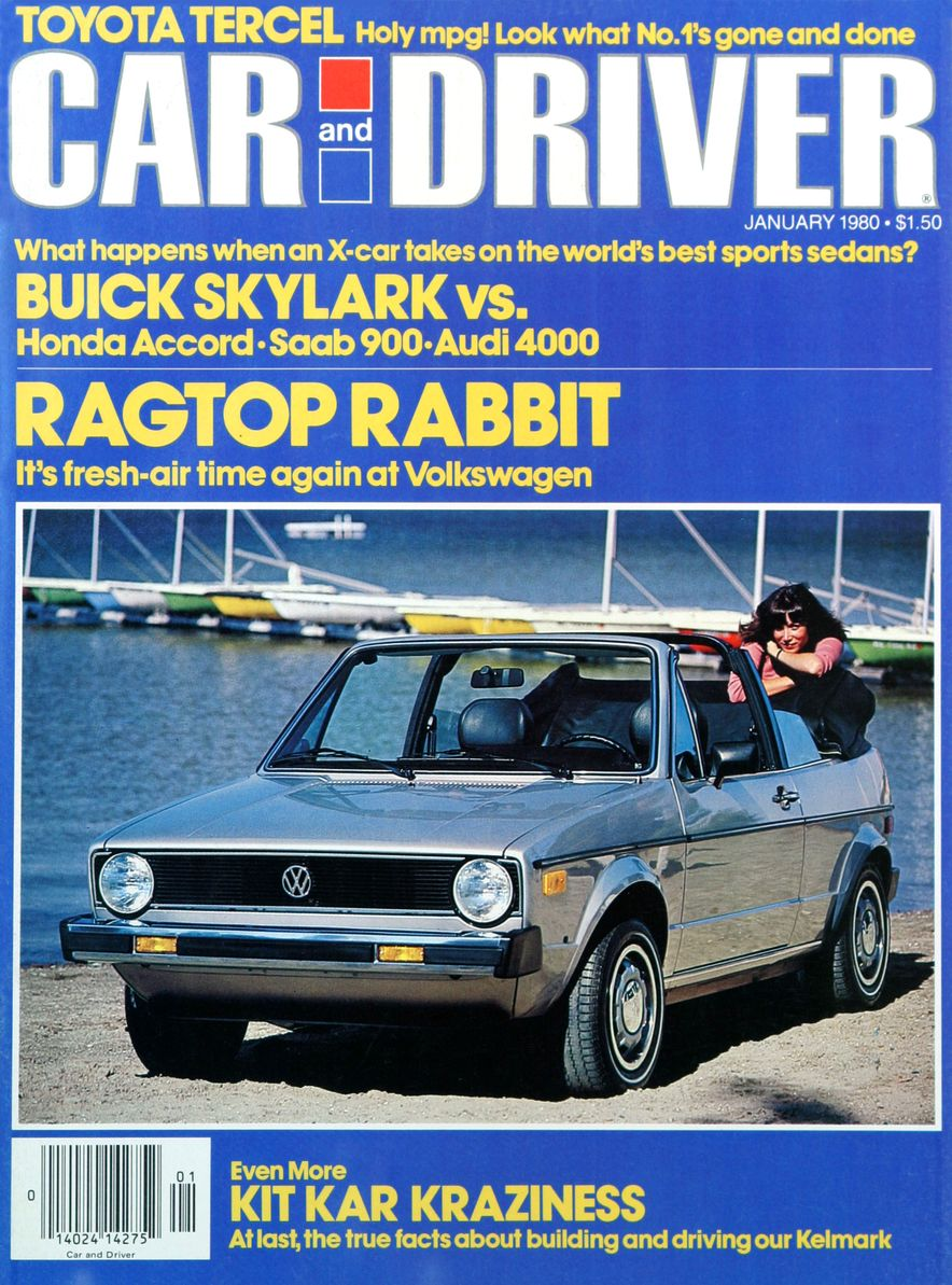 Like, Totally Rad: The Car and Driver Covers of the 1980s - Slide 2