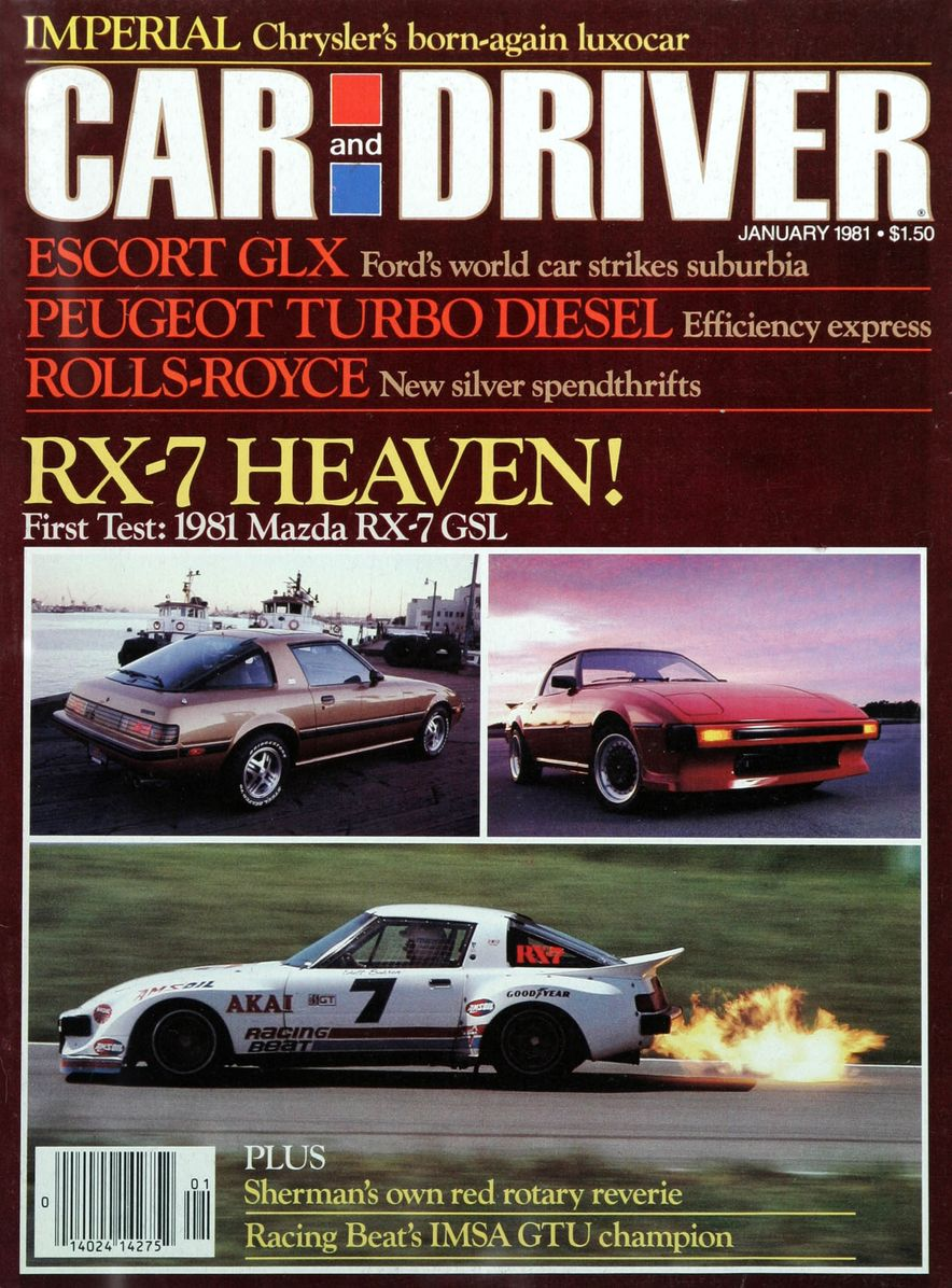 Like, Totally Rad: The Car and Driver Covers of the 1980s - Slide 14