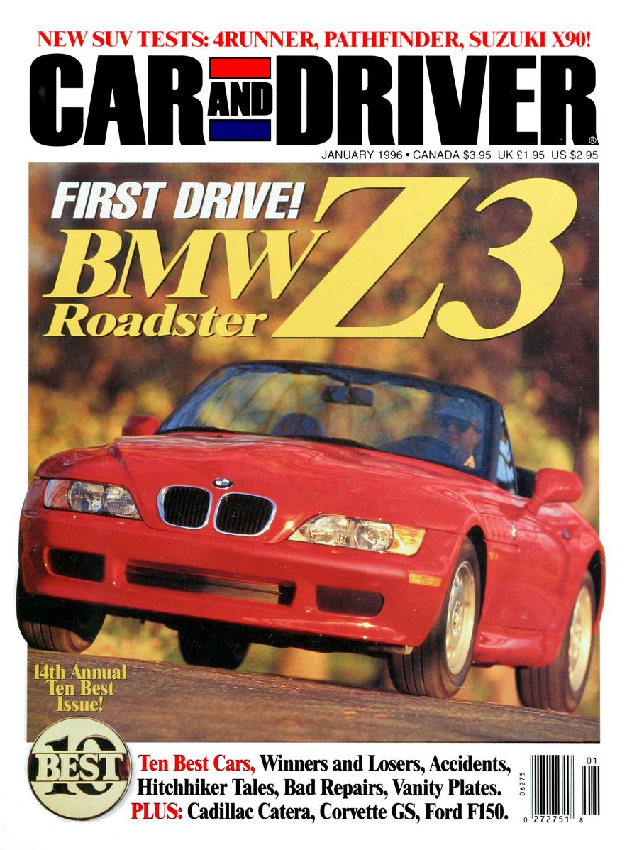 Formula C/D: The Car and Driver Covers of the 1990s - Slide 74