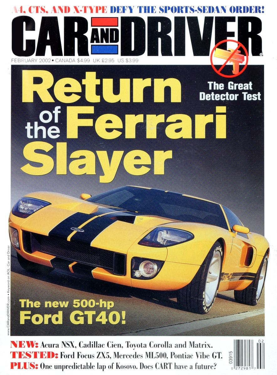 Going Millennial: The Car and Driver Covers of the 2000s and 2010s - Slide 27