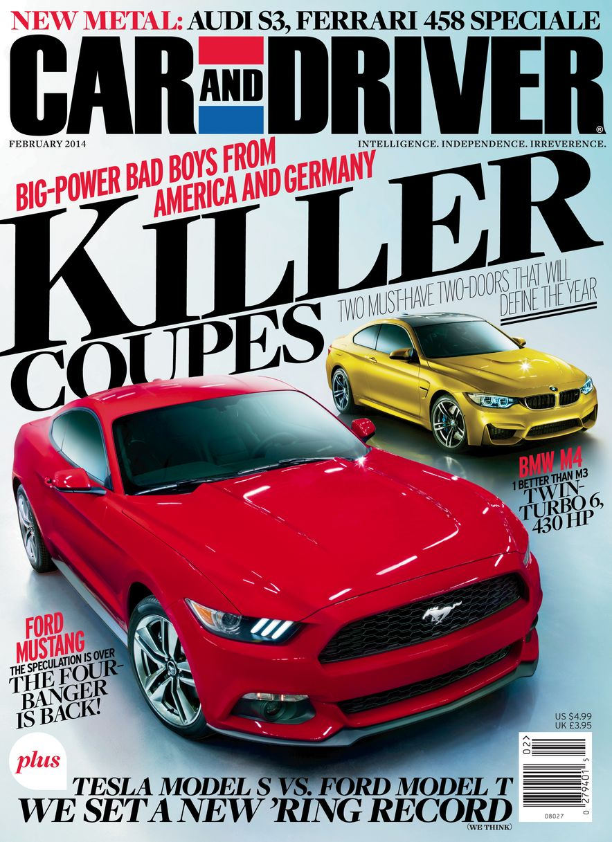 Going Millennial: The Car and Driver Covers of the 2000s and 2010s - Slide 171
