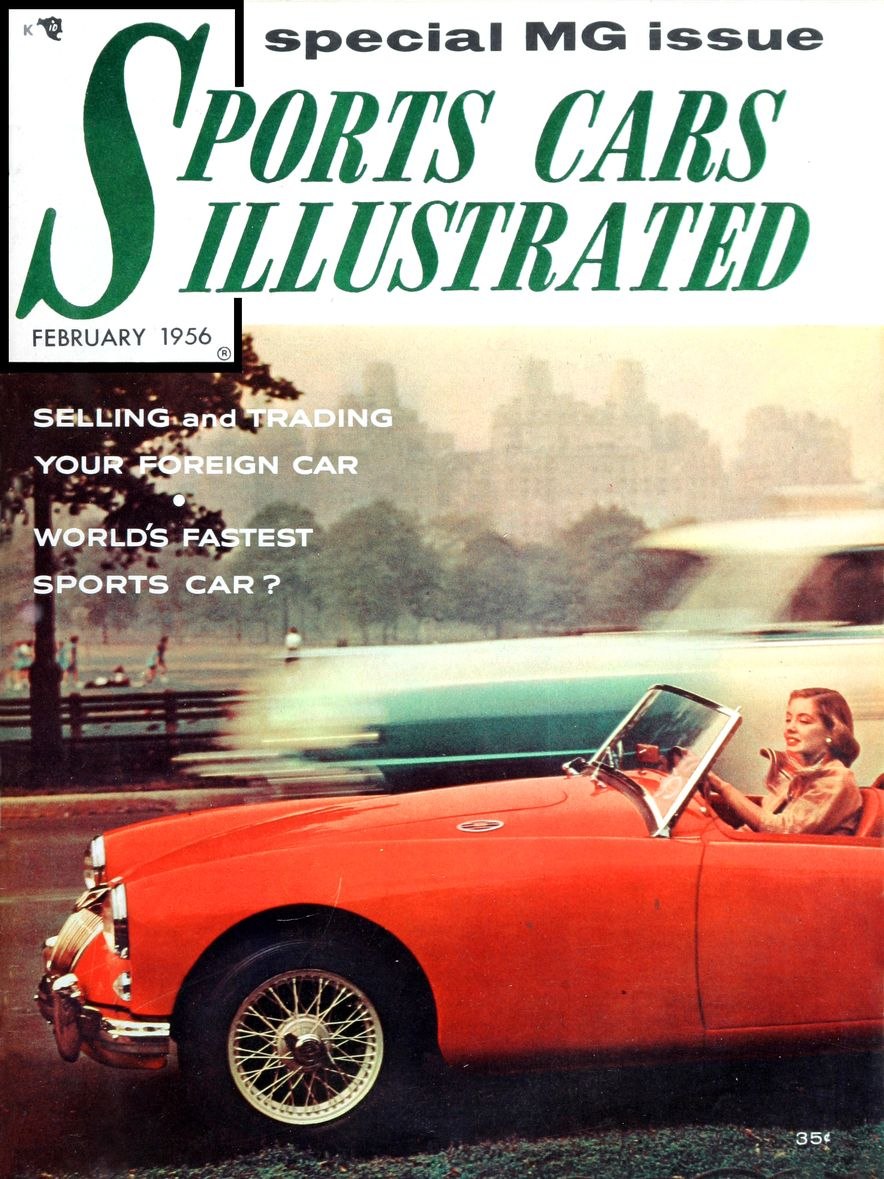 When We Were Young: The Car and Driver/Sports Cars Illustrated Covers of the 1950s - Slide 9
