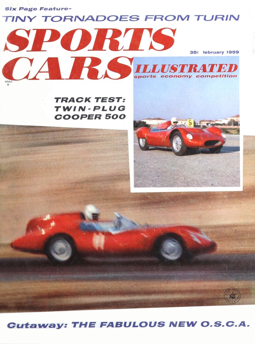 When We Were Young: The Car and Driver/Sports Cars Illustrated Covers of the 1950s - Slide 45