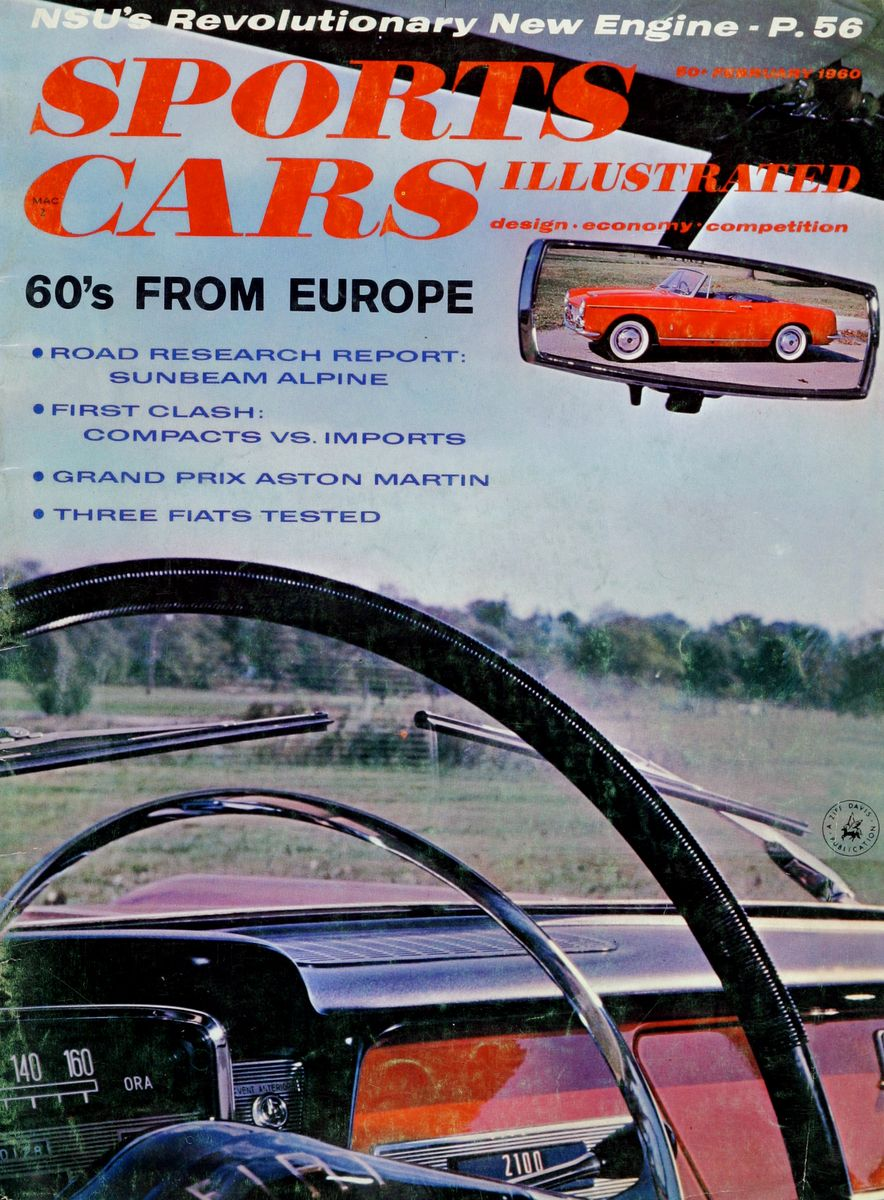 Getting Groovy and into the Groove: The Car and Driver Covers of the 1960s - Slide 3