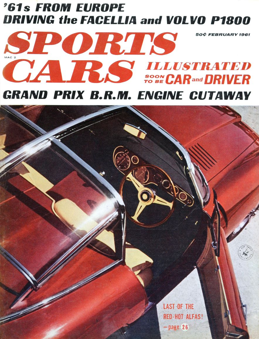 Getting Groovy and into the Groove: The Car and Driver Covers of the 1960s - Slide 15