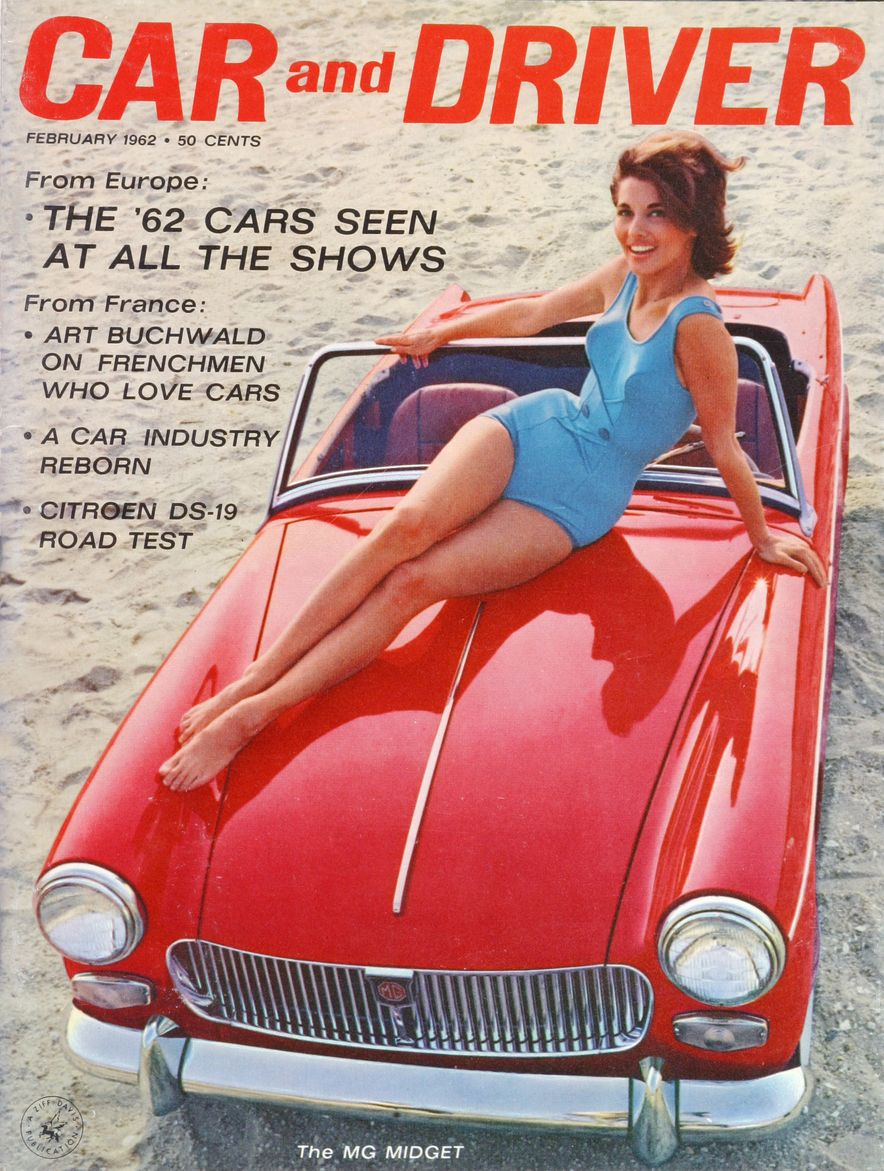 Getting Groovy and into the Groove: The Car and Driver Covers of the 1960s - Slide 27