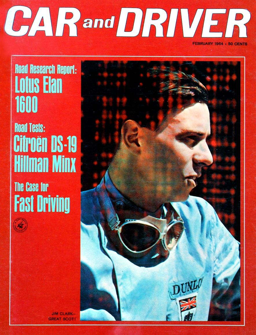 Getting Groovy and into the Groove: The Car and Driver Covers of the 1960s - Slide 51